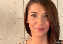 Smoking hot college Babe Alexis Brill welcome to Porn Casting